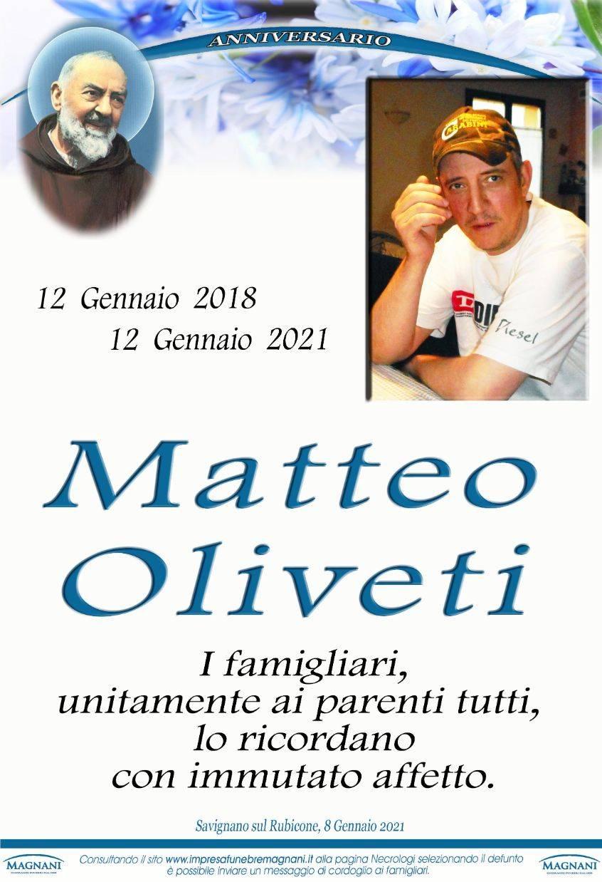 Matteo Oliveti