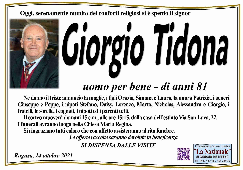 Giorgio Tidona