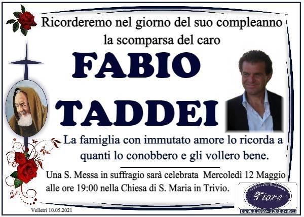 Fabio Taddei