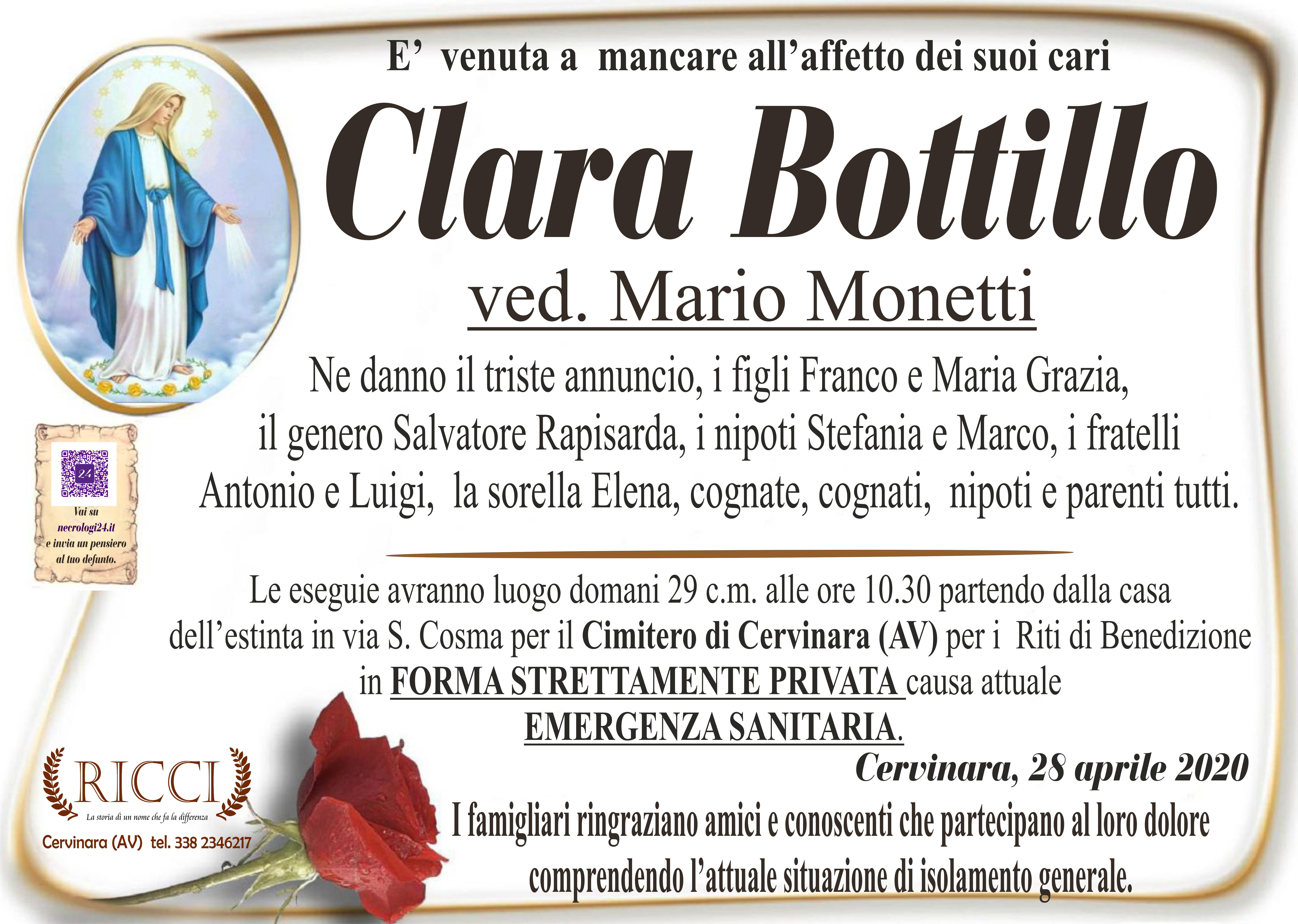 Clara Bottillo