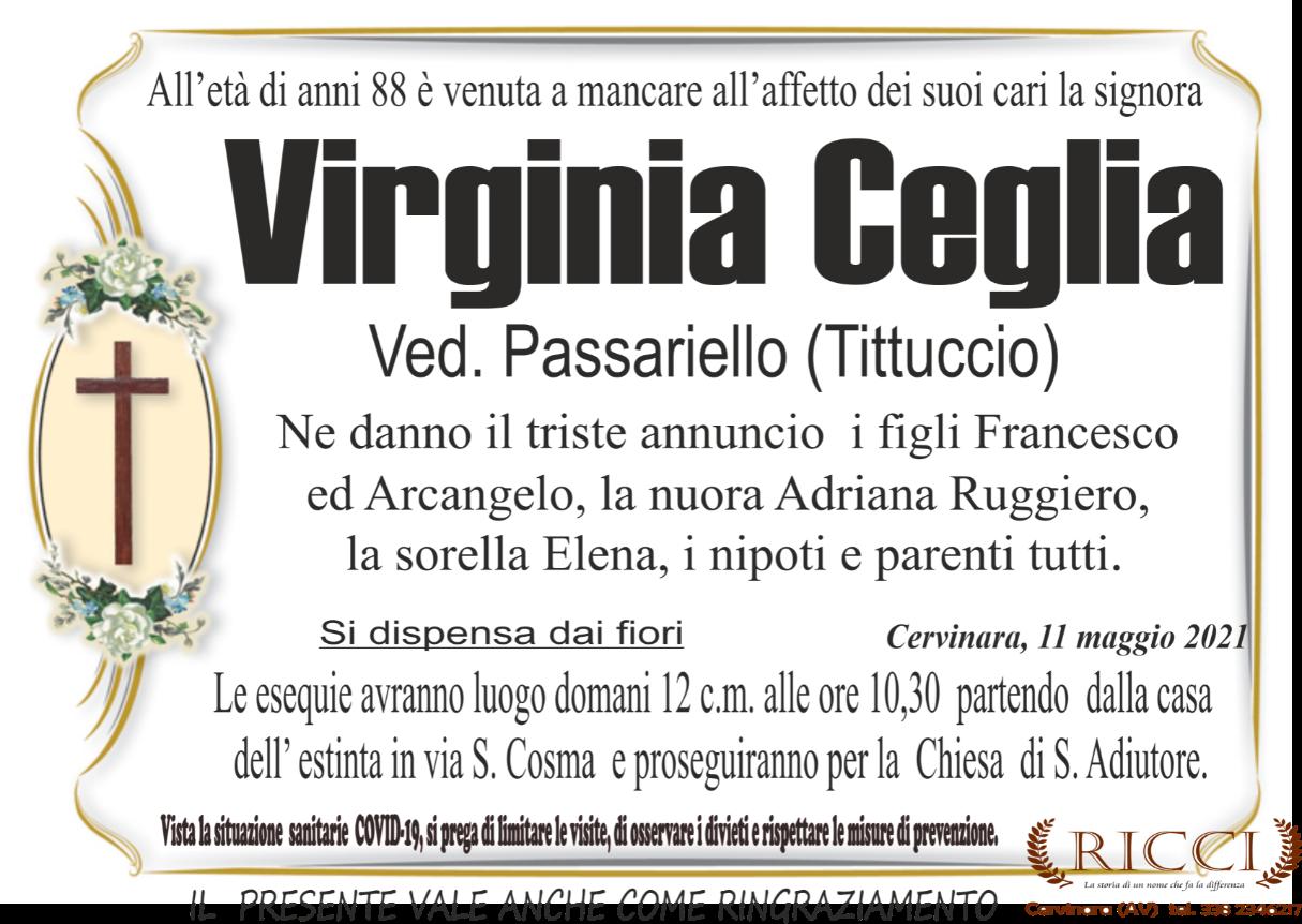 Virginia Ceglia