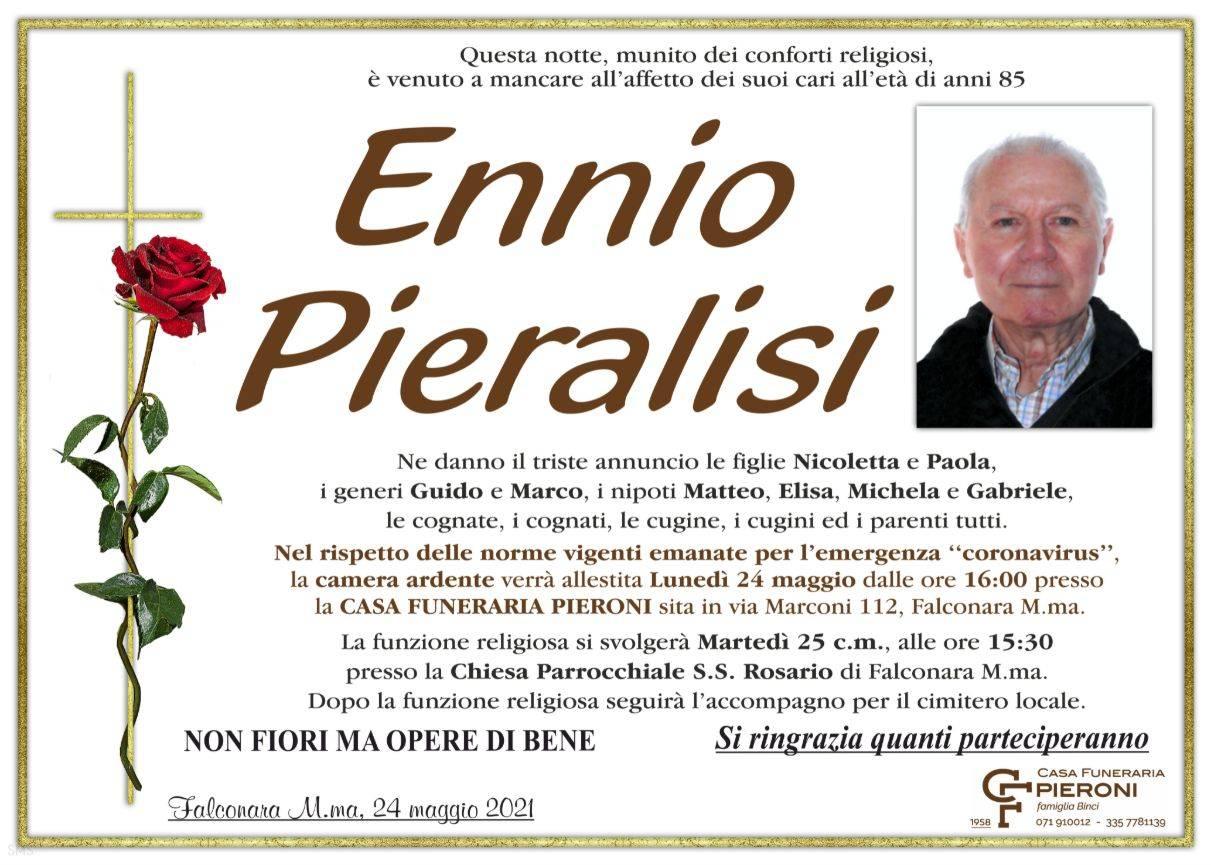 Ennio Pieralisi