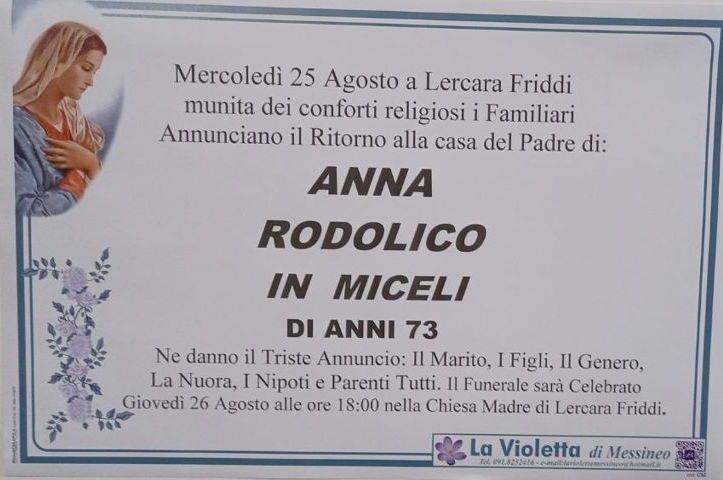 Anna Rodolico