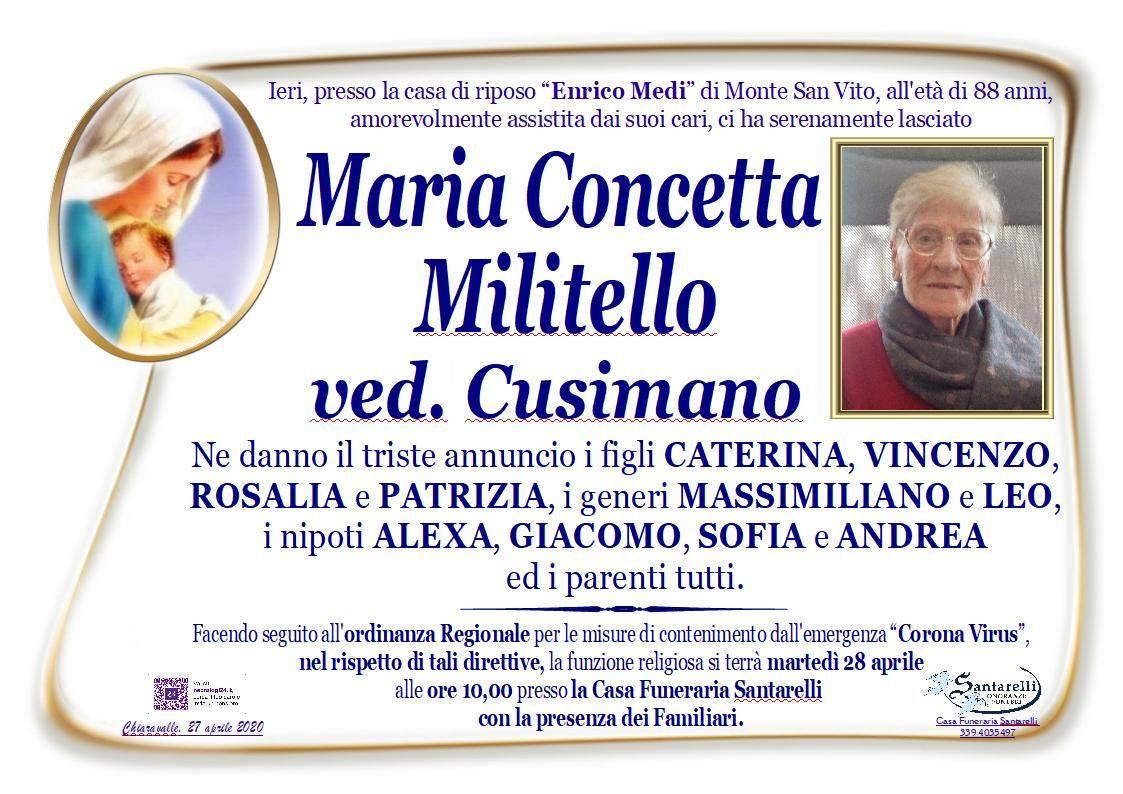 Maria Concetta Militello