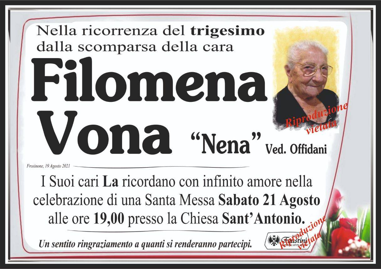 Filomena Vona