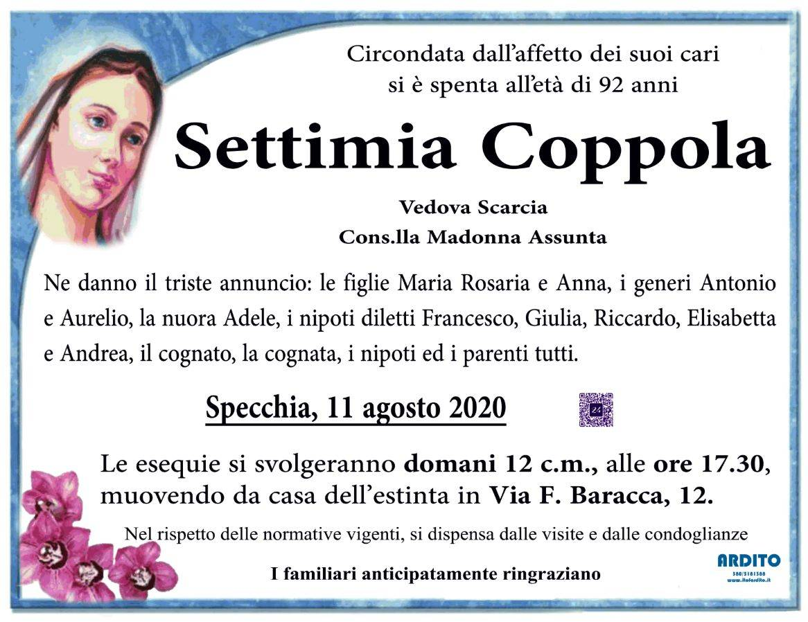 Settimia Coppola