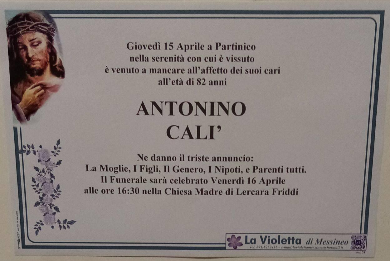 Antonino Calì