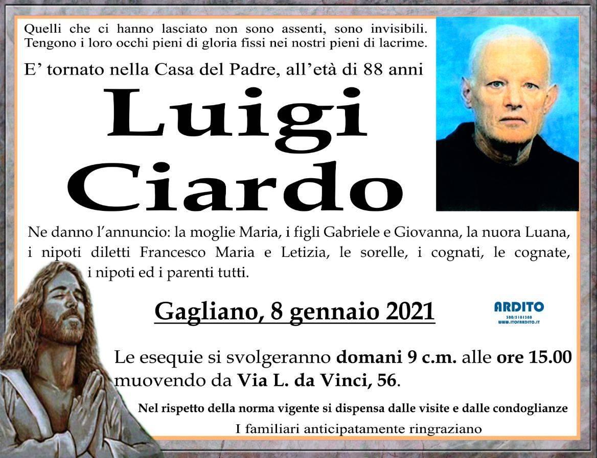 Luigi Ciardo