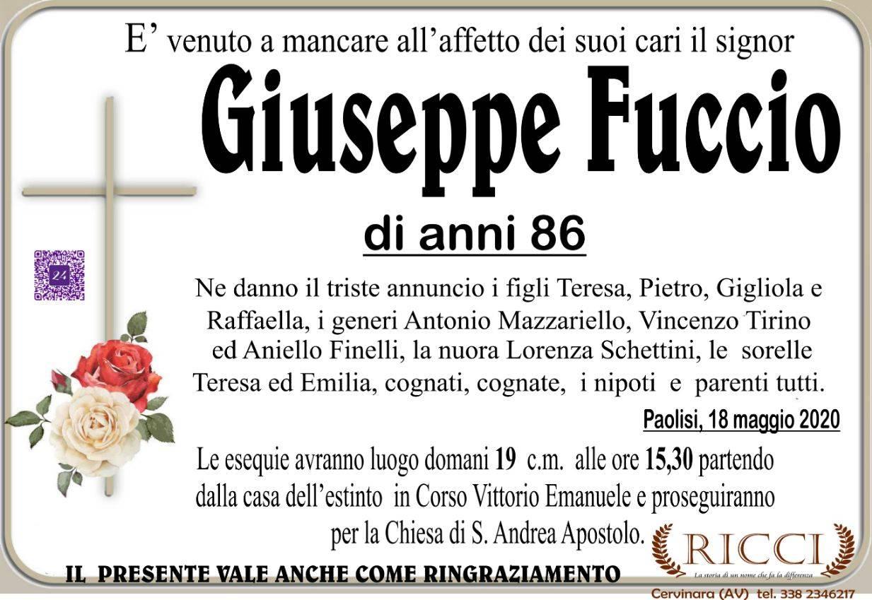 Giuseppe Fuccio