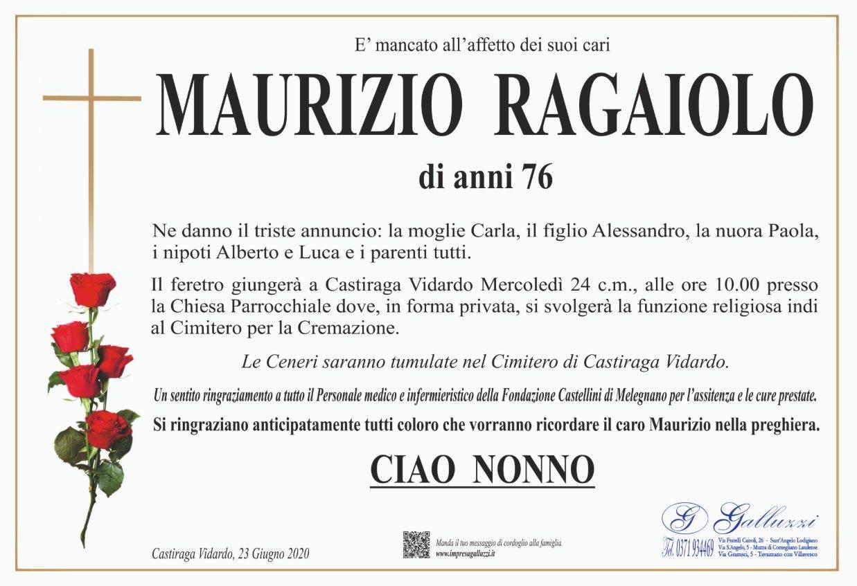 Maurizio Ragaiolo