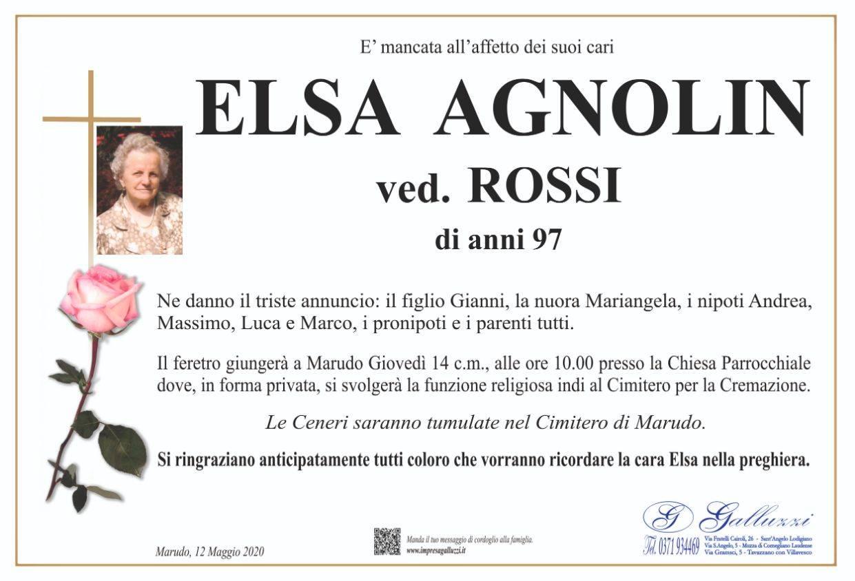 Elsa Agnolin