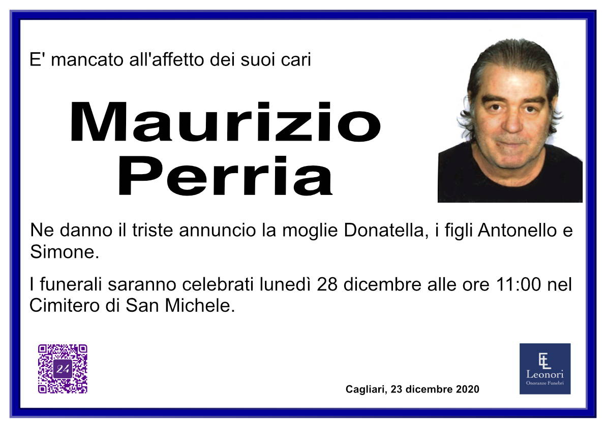 Maurizio Perria