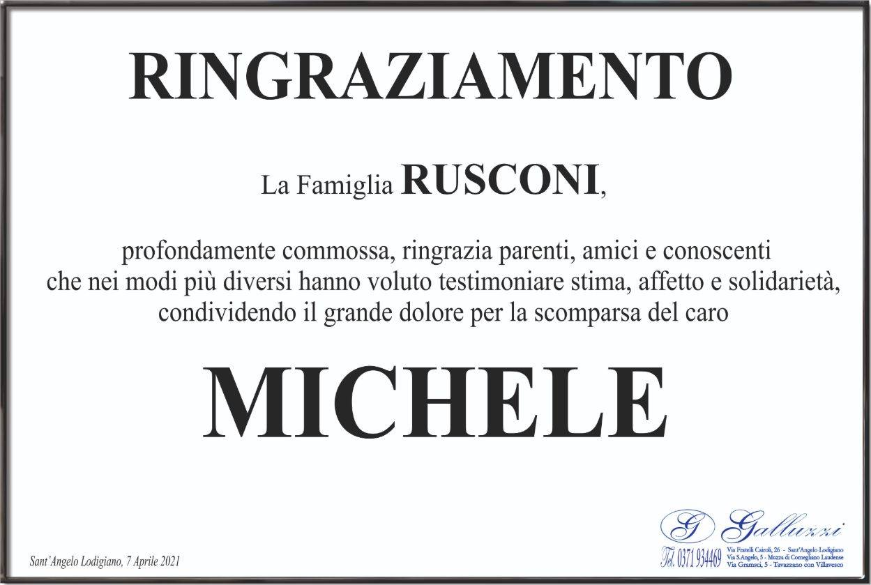 Michele Rusconi