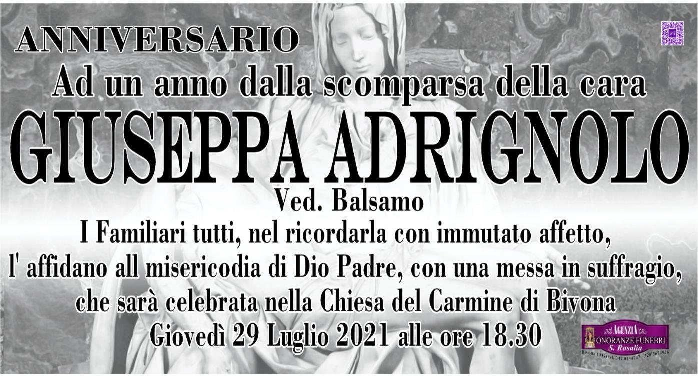 Giuseppa Adrignolo