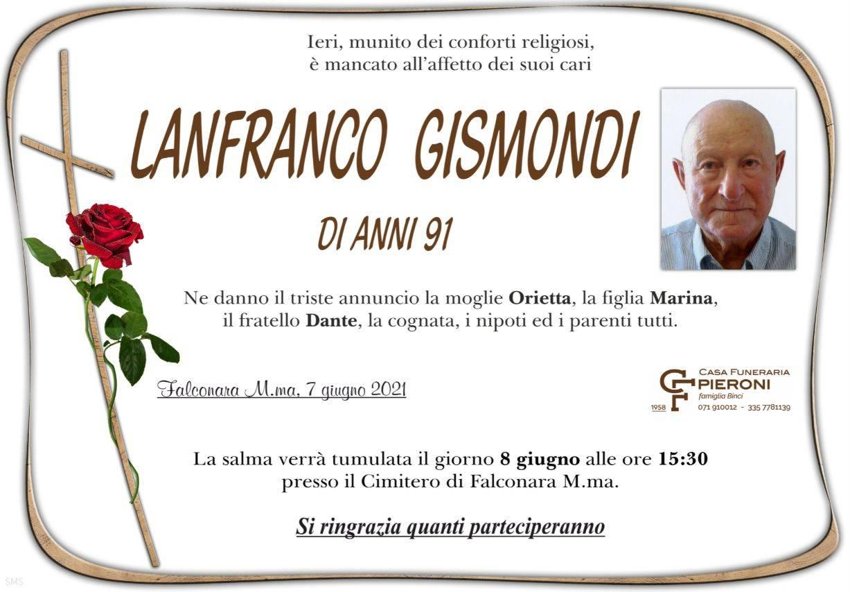 Lanfranco Gismondi