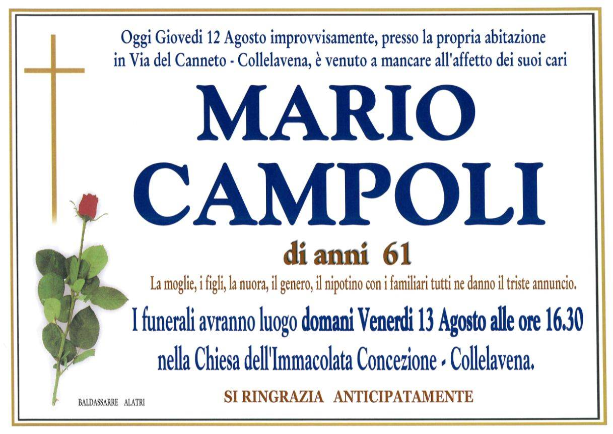 Mario Campoli