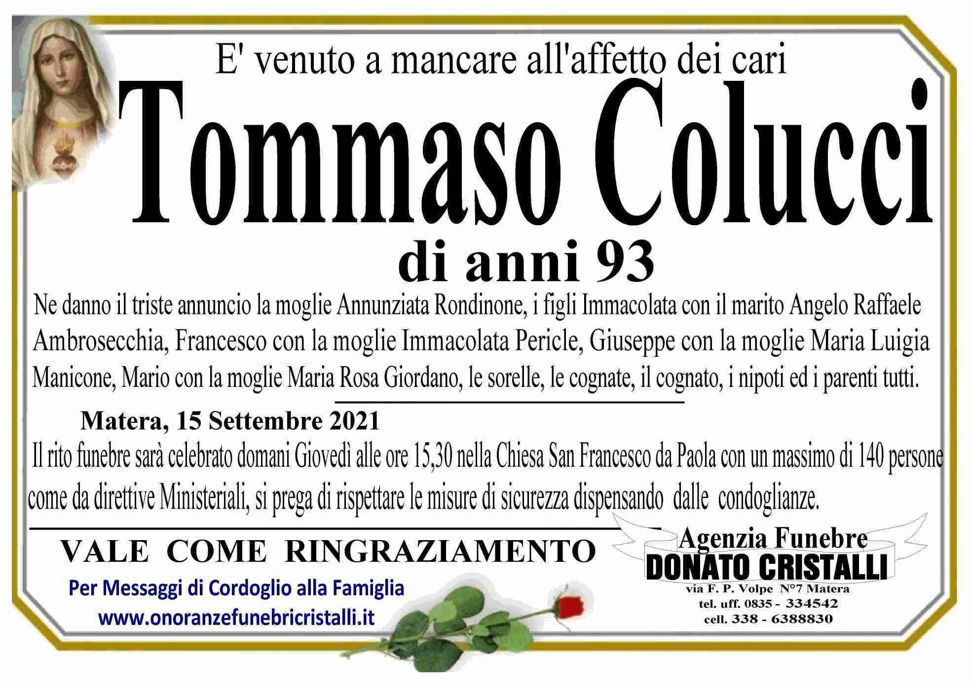 Tommaso Colucci