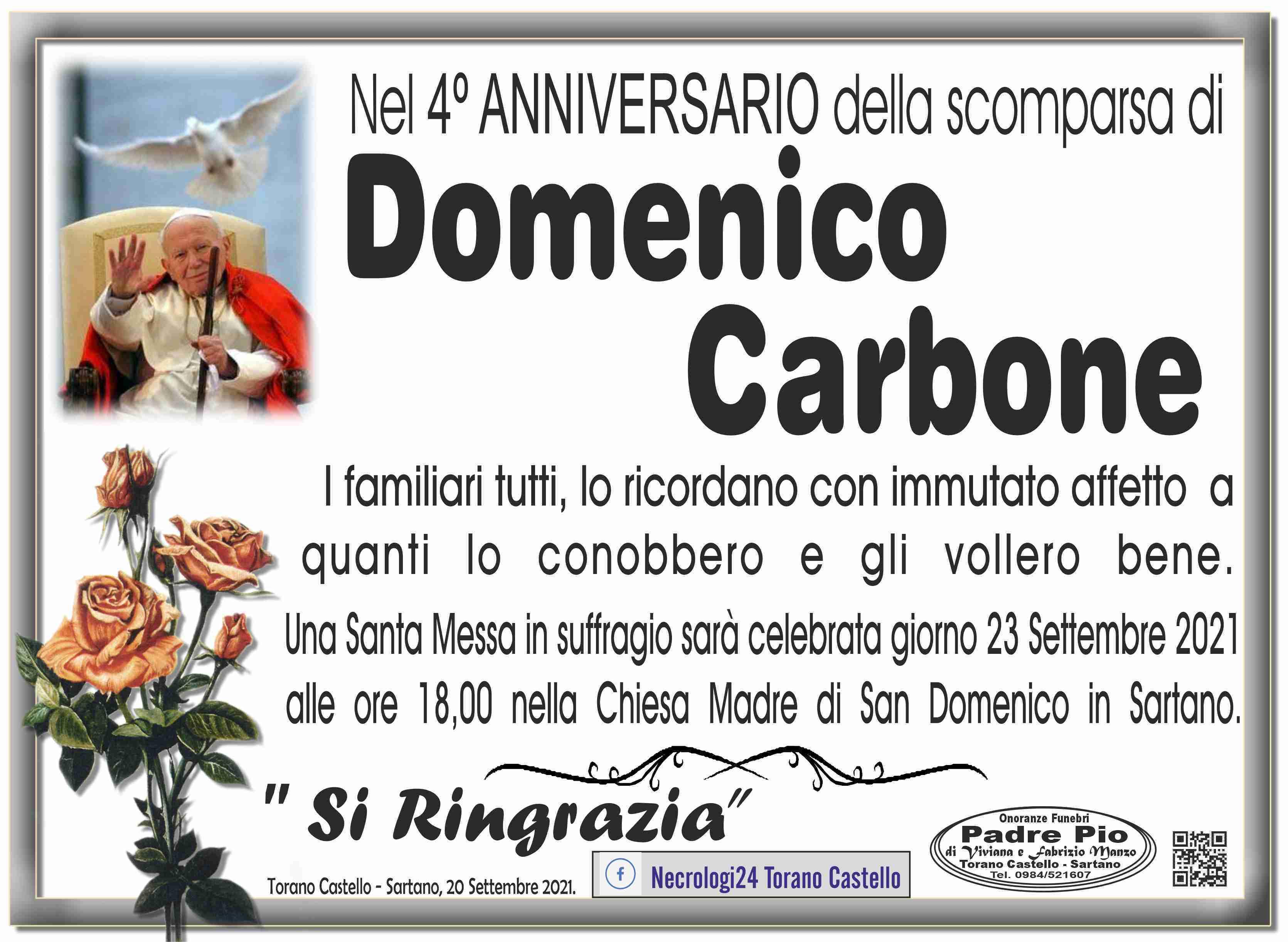 Domenico Carbone