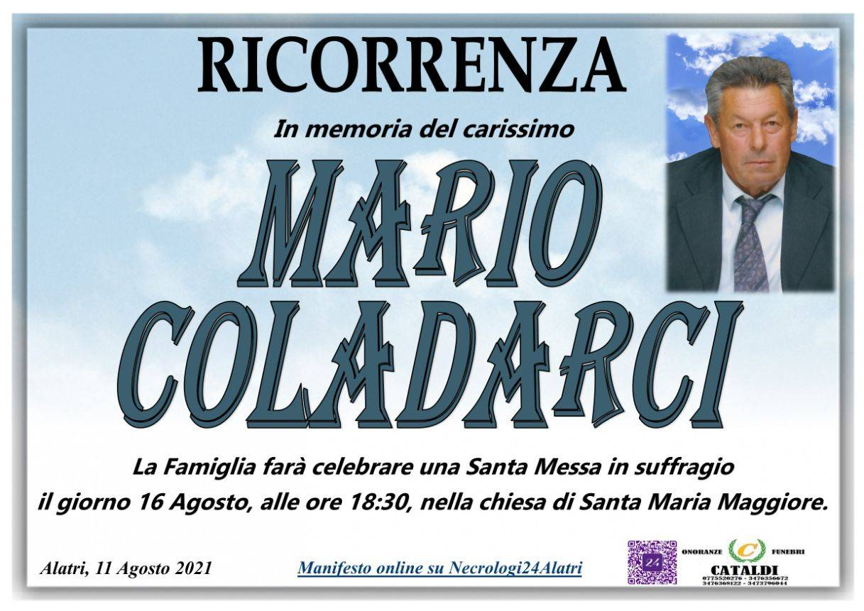 Mario Coladarci