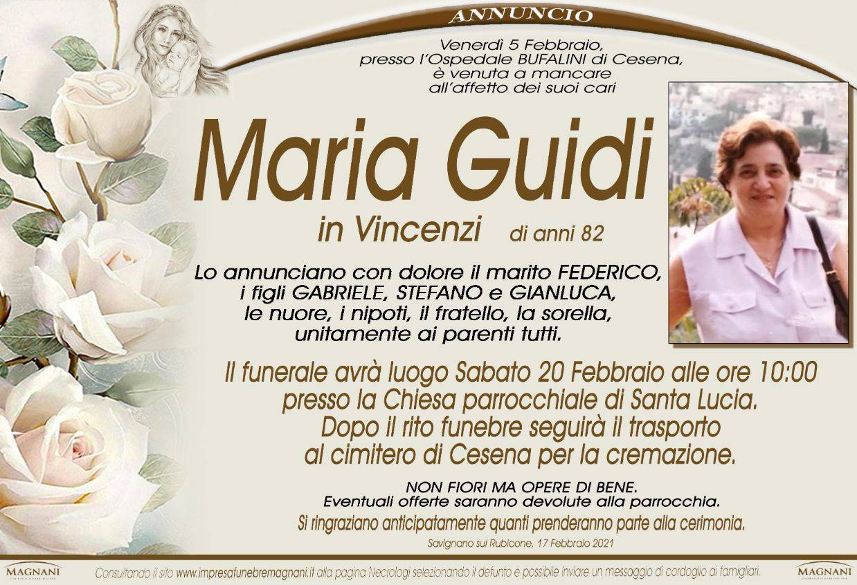 Maria Guidi