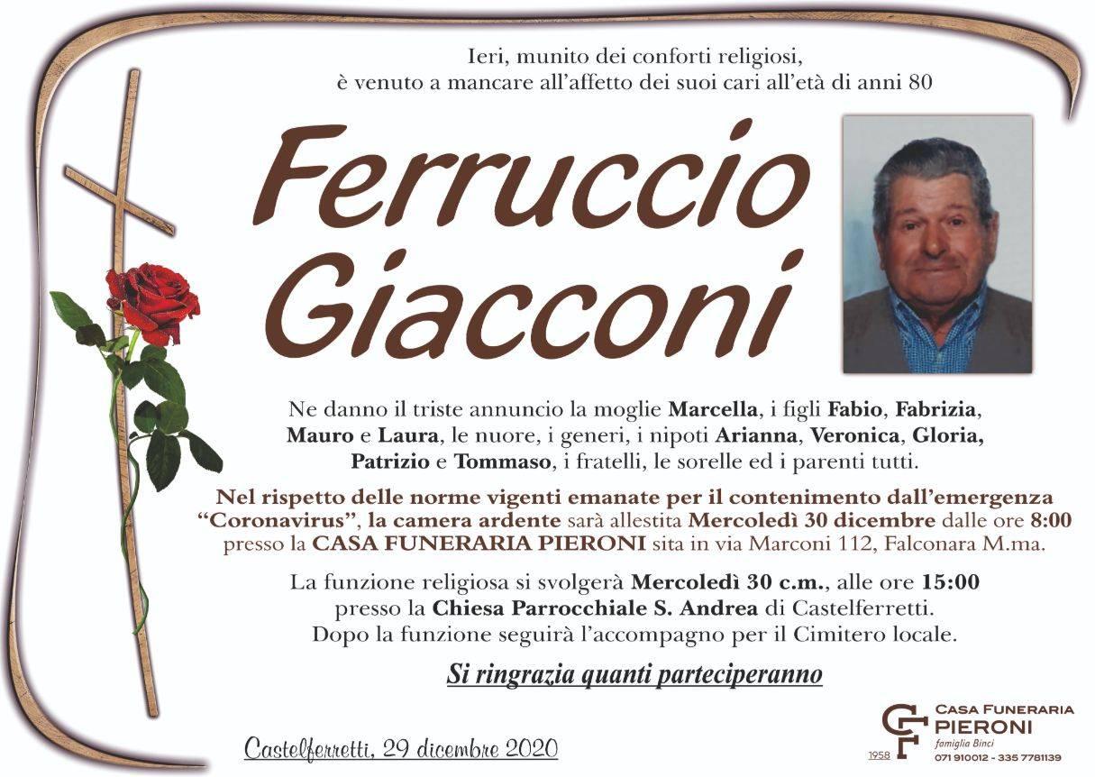 Ferruccio Giacconi