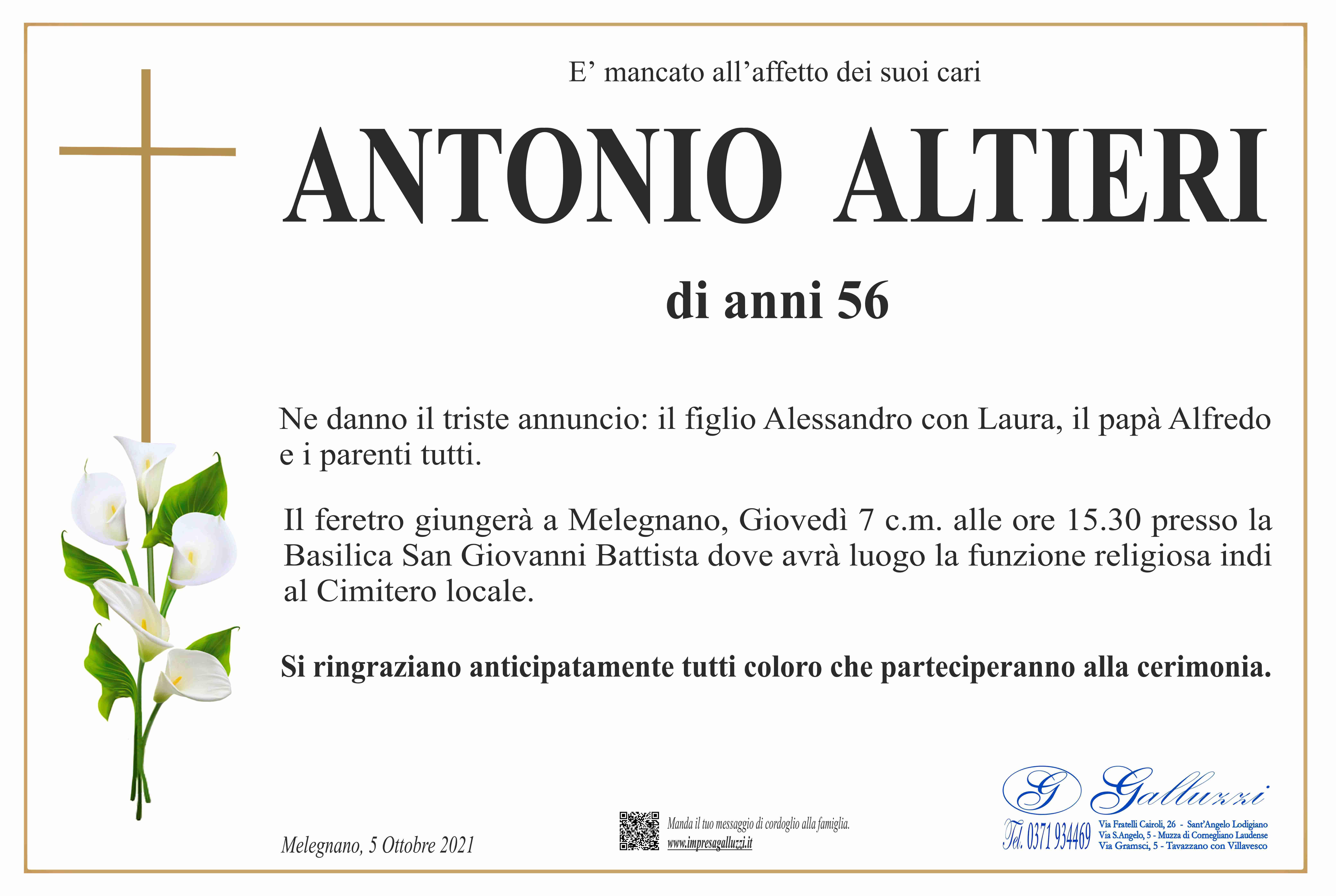 Antonio Altieri
