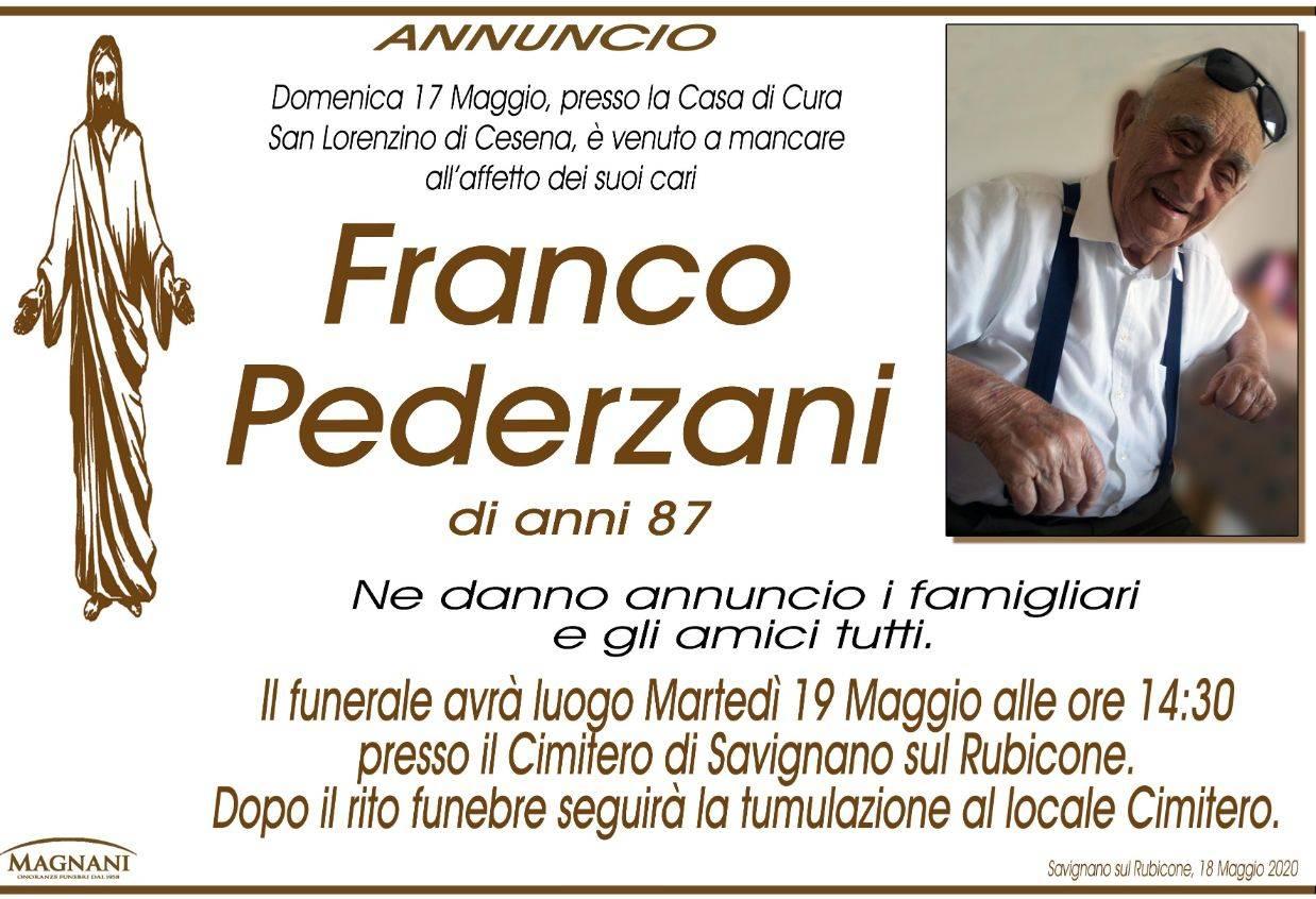 Franco Pederzani
