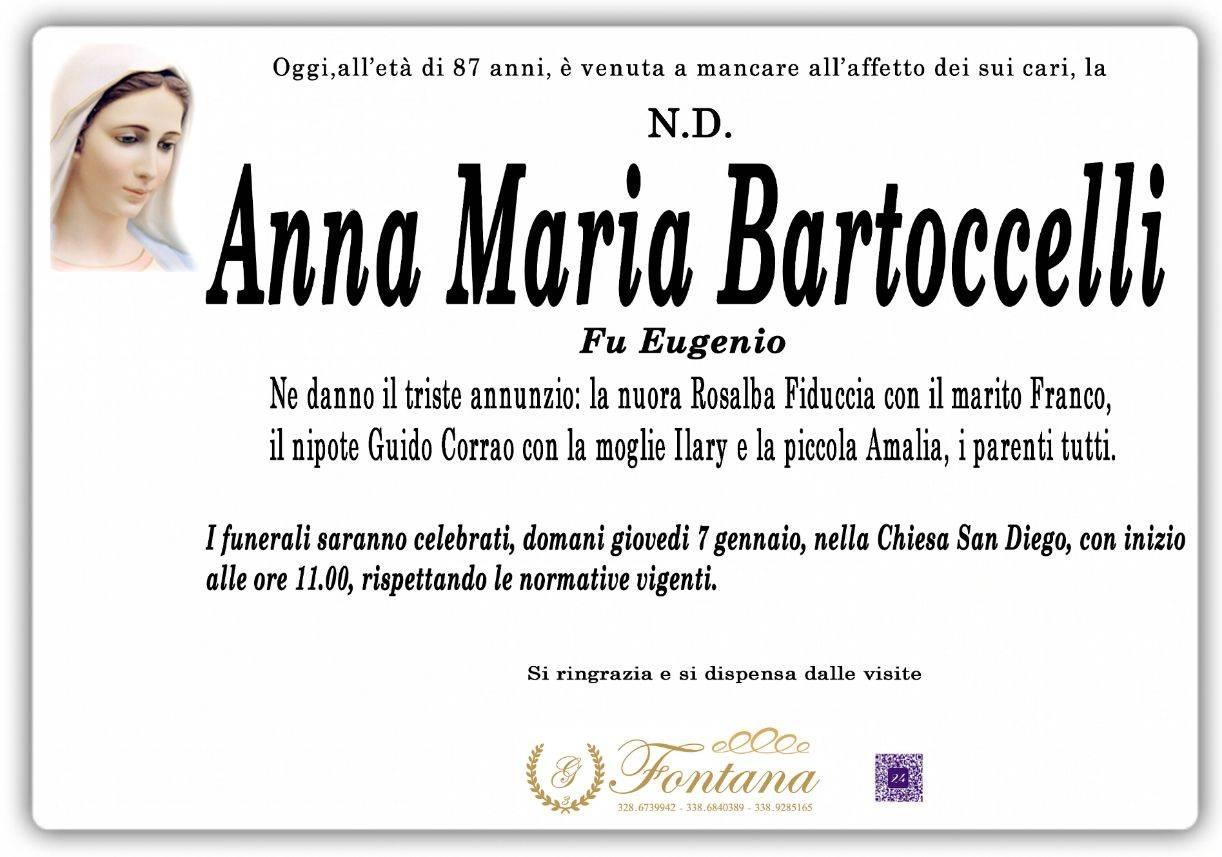 Anna Maria Bartoccelli