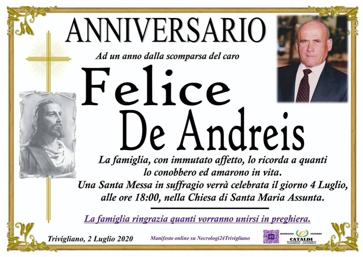Felice De Andreis