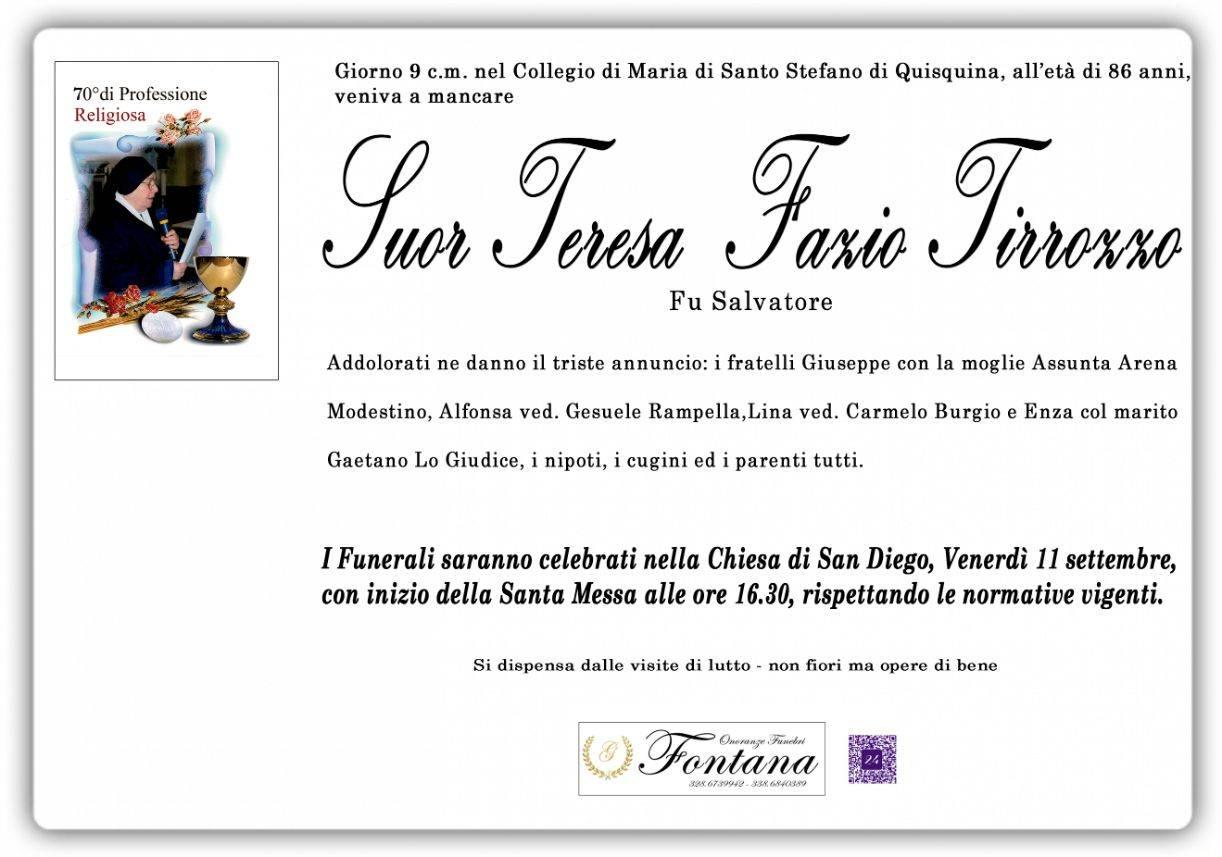 Concetta Fazio Tirrozzo