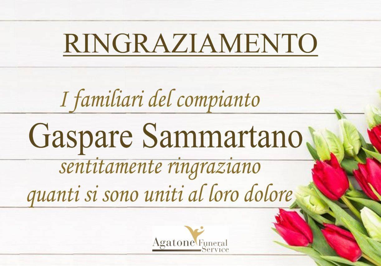 Gaspare Sammartano