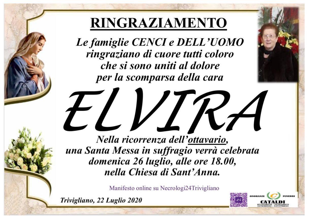 Elvira Cenci
