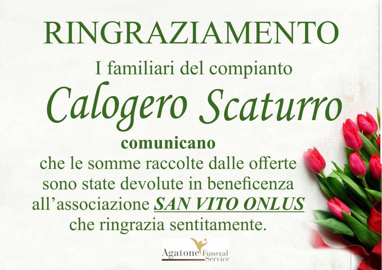 Scaturro Calogero