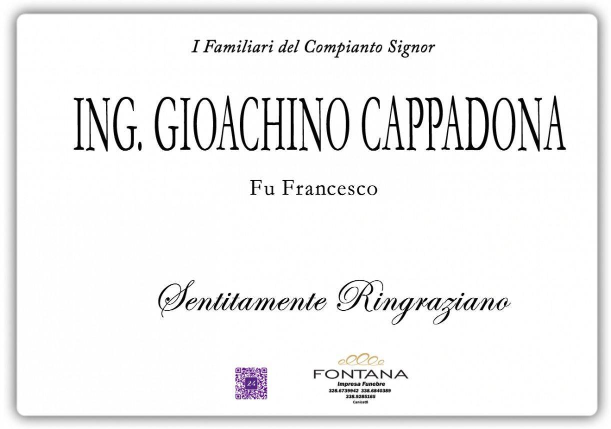 Gioachino Cappadona