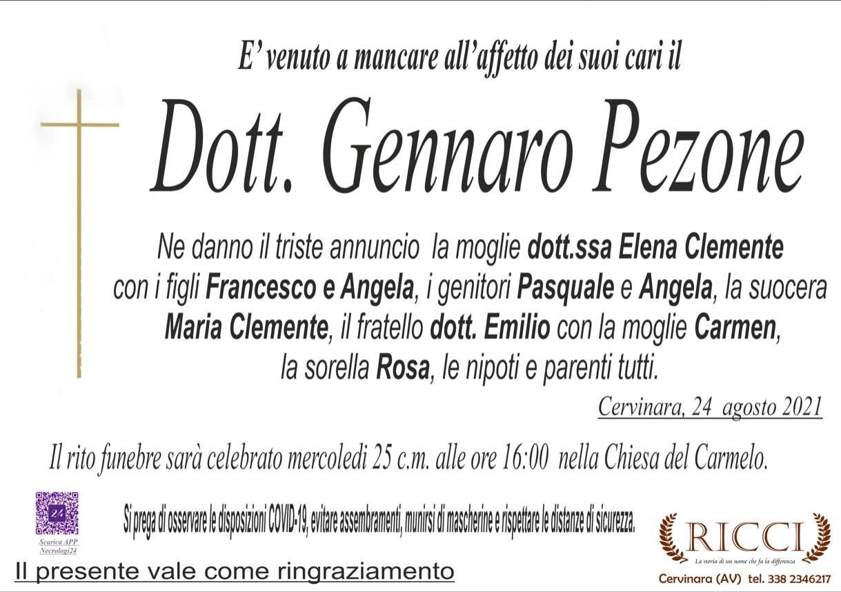 Gennaro Pezone