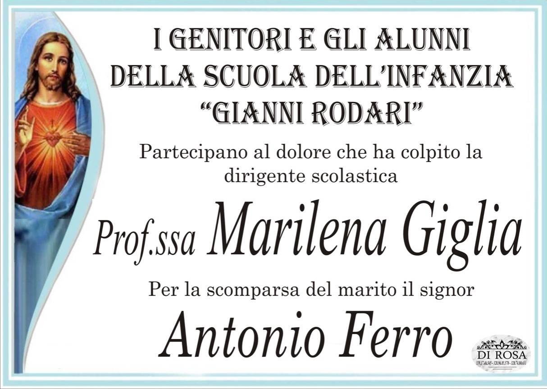 Antonio Ferro (P1)