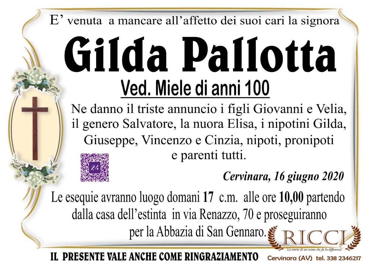 Gilda Pallotta