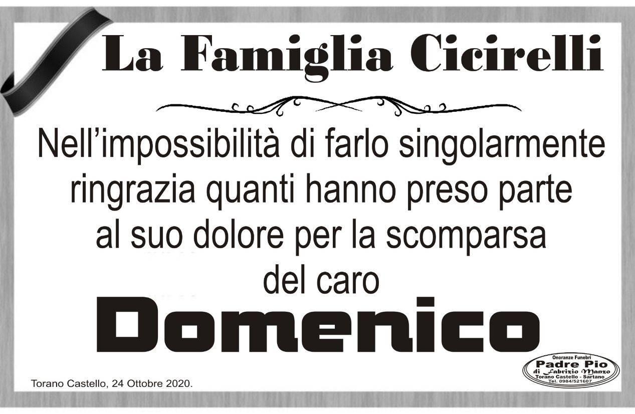 Domenico Cicirelli