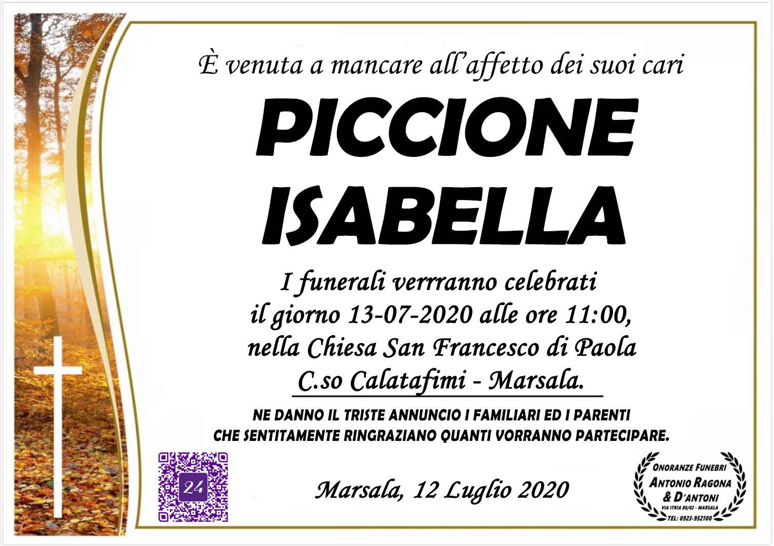 Isabella Piccione