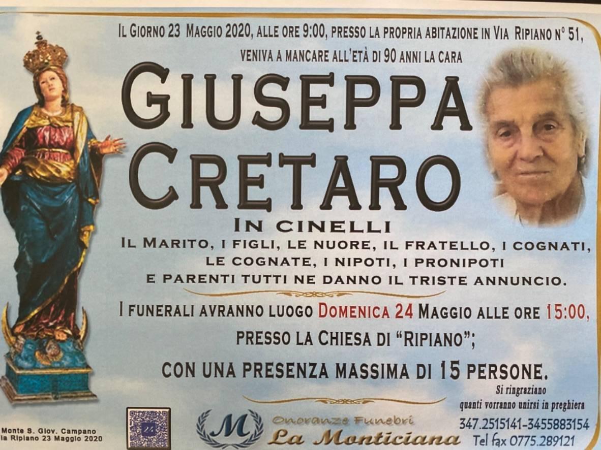 Giuseppa Cretaro