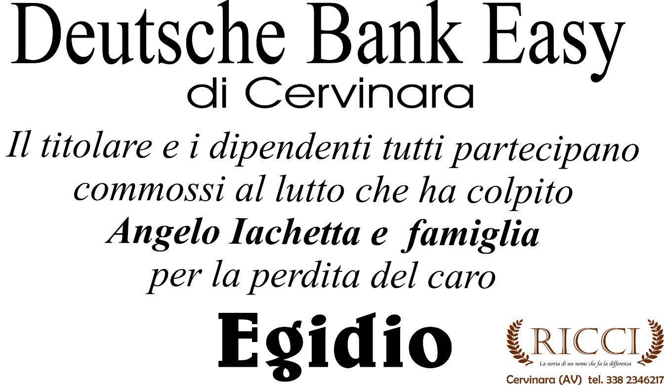 Deutsche Bank Easy - Cervinara
