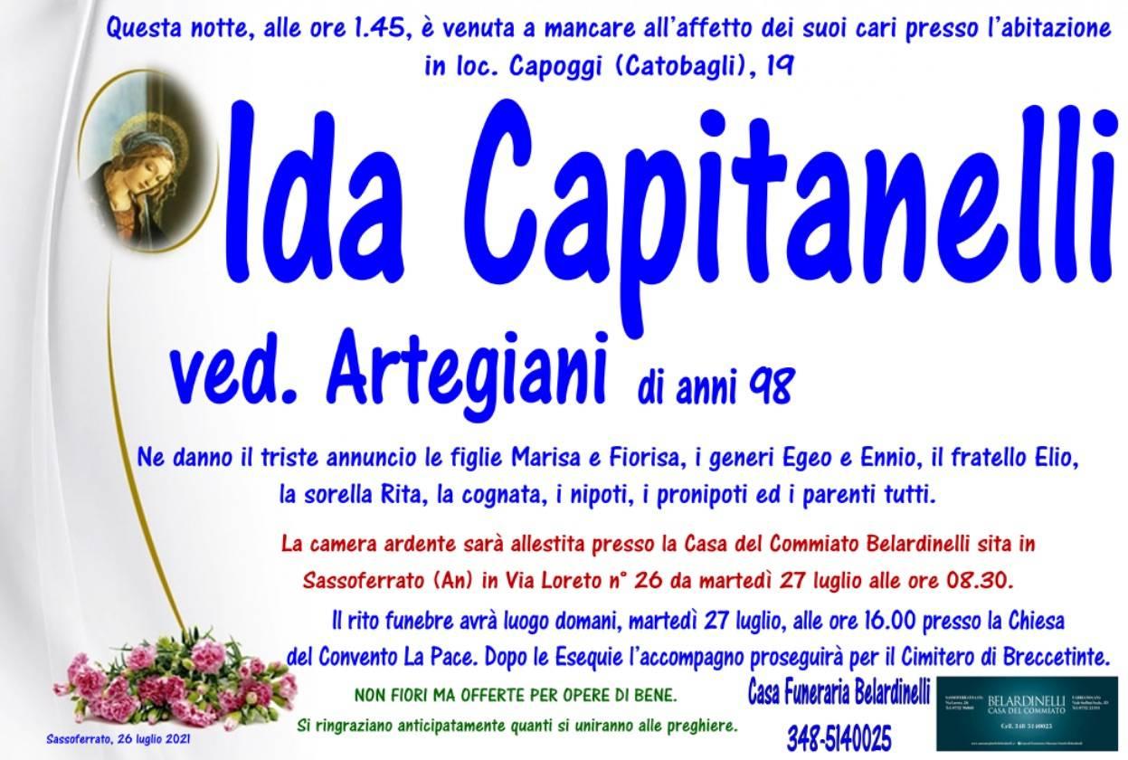 Ida Capitanelli