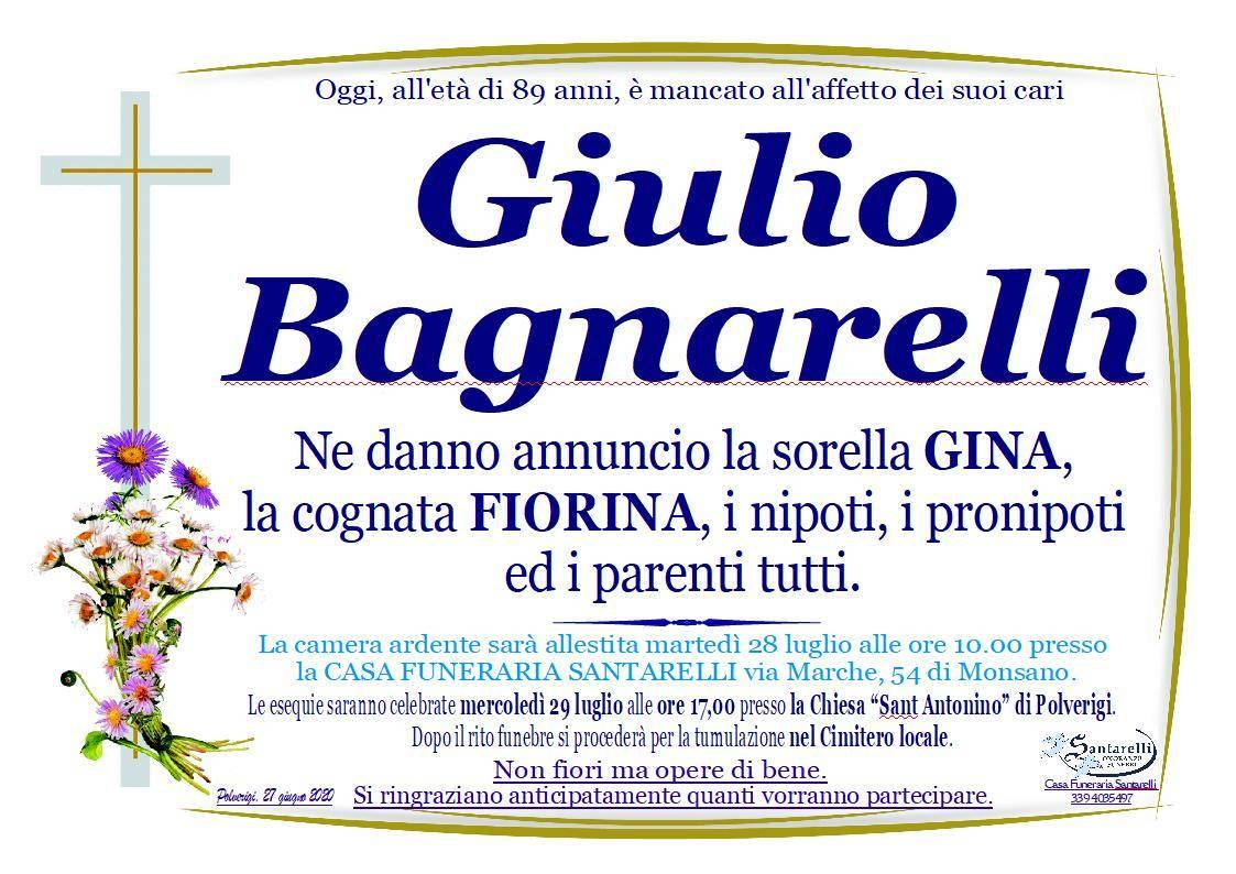 Giulio Bagnarelli