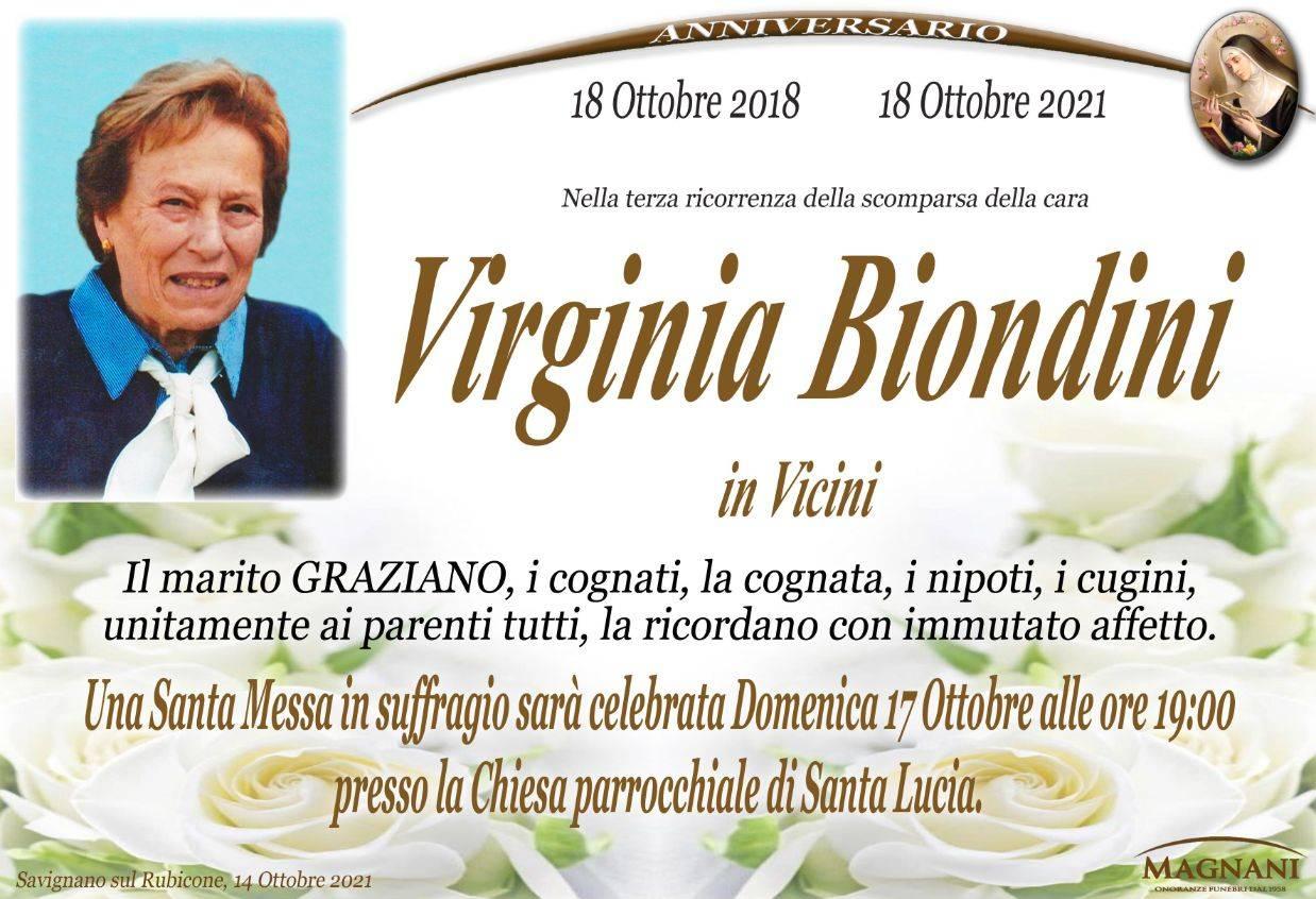 Virginia Biondini