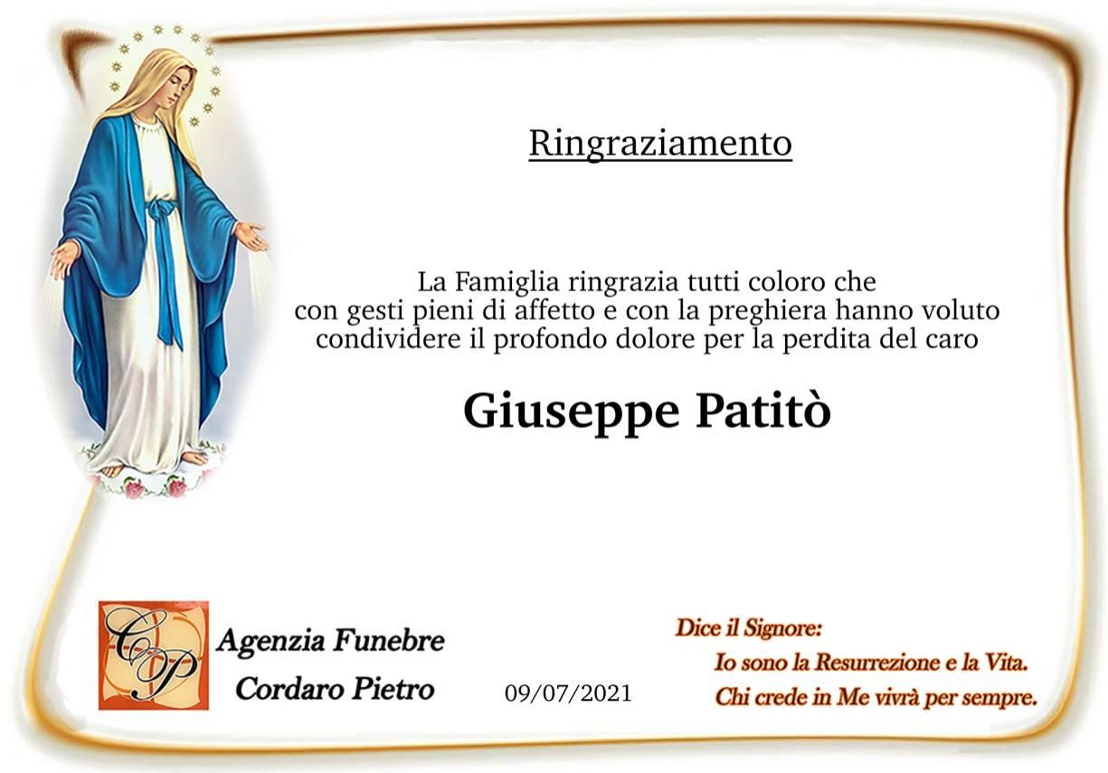 Giuseppe Patitò