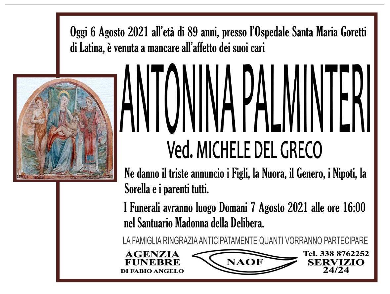 Antonina Palminteri