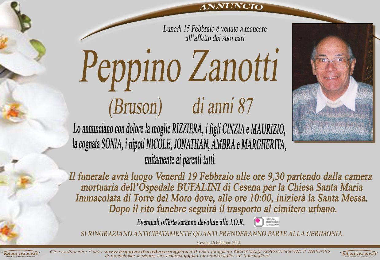 Peppino Zanotti