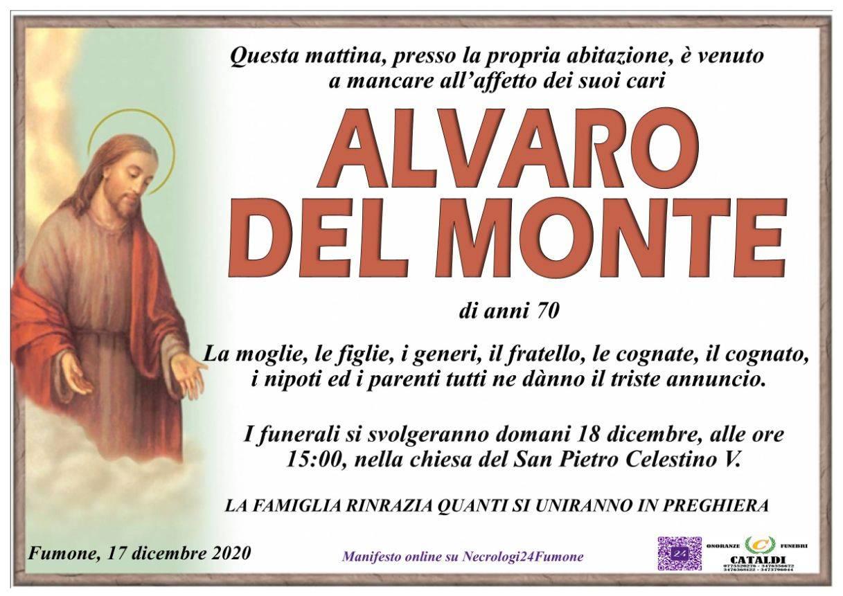 Alvaro Del Monte