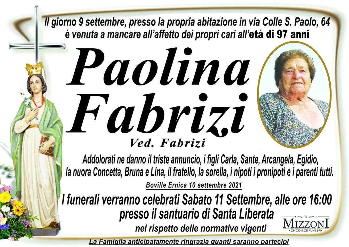 Paolina Fabrizi