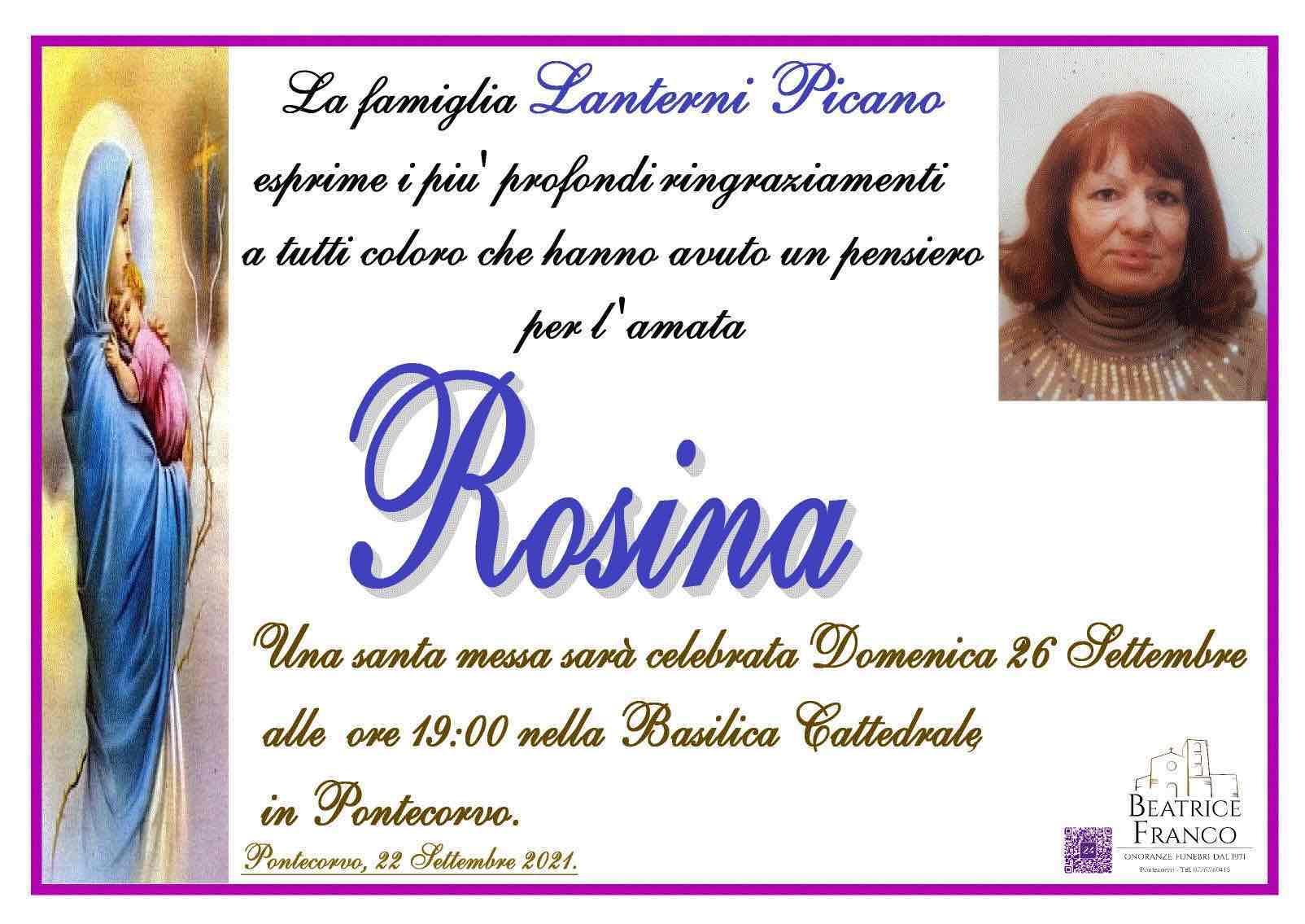 Rosina Picano